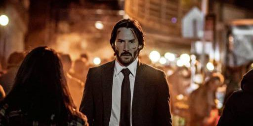 "Eine Parodie auf ""Fifty Shades Of Grey"": Der Super-Bowl-Trailer zu ""John Wick: Kapitel 2"" mit Keanu Reeves"
