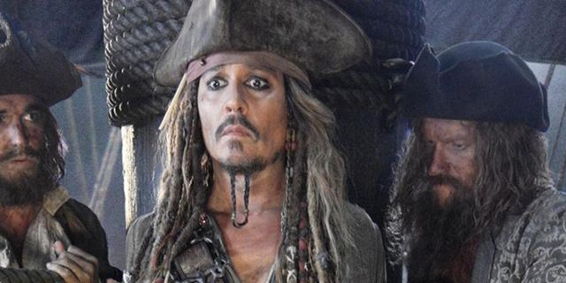 """Pirates Of The Caribbean 5: Salazars Rache"": Super-Bowl-Trailer zum Piraten-Abenteuer mit Johnny Depp und Orlando Bloom"