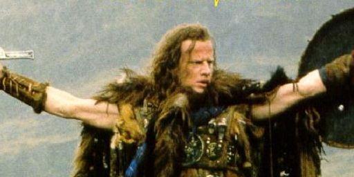 """Es kann nur einen geben: """"John Wick 2""""-Regisseur streicht Aliens, Raumschiffe und alles andere Absurde aus seinem """"Highlander""""-Reboot"""