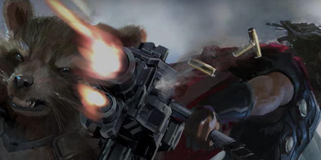 """""""Avengers 3: Infinity War"""": Erster Teaser vom Dreh gibt einen Vorgeschmack auf das Treffen der Helden sowie ihren Gegner Thanos"""