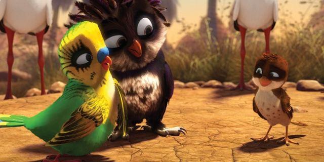 """""""Überflieger - Kleine Vögel, großes Geklapper"""": Erster deutscher Trailer zum animierten Berlinale-Beitrag"""
