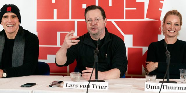 "siham.net am Set von... Lars von Triers Serienmörder-Film ""The House That Jack Built"""