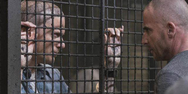 """""""Prison Break"""": So geht es nach dem Cliffhanger zum Auftakt der 5. Staffel in der 2. Episode weiter"""