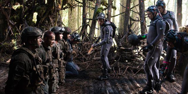 """FILMSTARTS am Set von """"Planet der Affen: Survival"""""""