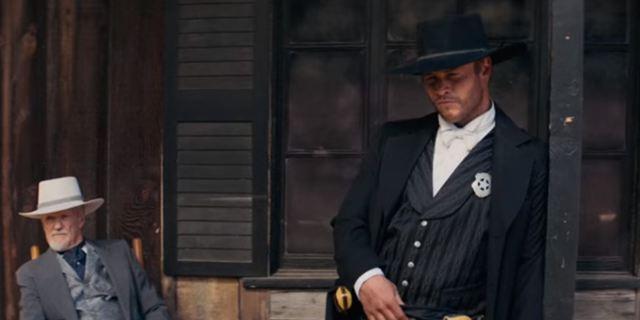 """Erster Trailer zum Western """"Hickok"""" mit Luke Hemsworth als Revolverheld Wild Bill"""