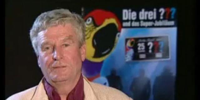 Synchronsprecher Andreas von der Meden ist tot: Er war die Stimme von David Hasselhoff und Kermit