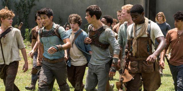 """""""Maze Runner 3: The Death Cure"""": Dylan O'Brien führt euch in Video hinter die Kulissen der Fortsetzung"""