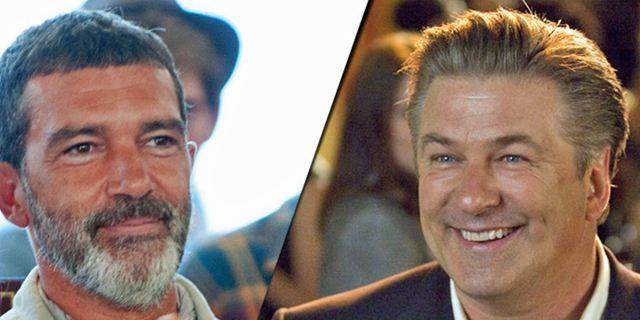 """Antonio Banderas und Alec Baldwin gehen für """"Lamborghini - The Legend"""" auf die Straße"""