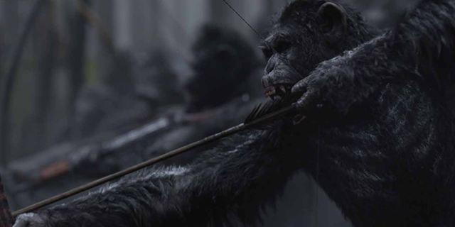 """""""Planet der Affen 3: Survival"""": Im neuen Teaser zur Affen-Dystopie ertönt die Stimme eines alten Bekannten"""