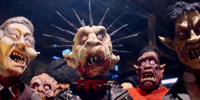 "Knallharter Cop gegen Vampir-Zombies: Erster Trailer zu ""Chuck Steel: Night Of The Trampires"""