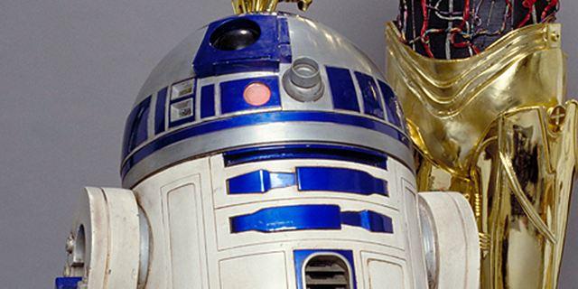 """Abgefahren: """"Star Wars""""-Fan kauft originalen R2-D2 … und blättert Millionen hin"""