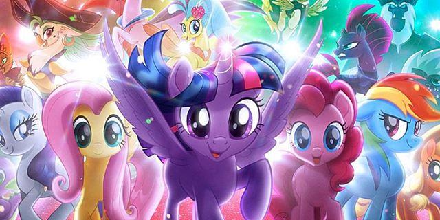 """""""Ponytastisch!"""": Deutsche Trailerpremiere zu """"My Little Pony - Der Film"""""""