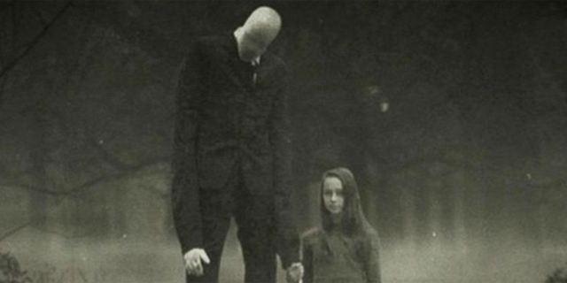 """""""Slender Man"""": Deutscher Kinostart für den Leinwand-Auftritt des unheimlichen Horror-Memes bekannt"""