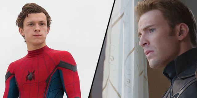 """""""Spider-Man: Homecoming 2"""": Tom Holland wünscht sich Captain America als Mentor für Peter Parker"""
