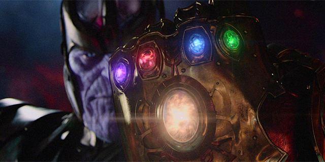 """""""Avengers: Infinity War"""": Statue auf Disney-Messe verspricht neuen Look für Titan Thanos"""