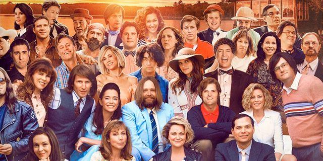 """""""Wet Hot American Summer: Zehn Jahre später"""": Start der starbesetzten Serien-Fortsetzung der Kult-Komödie"""