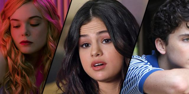 Elle Fanning, Selena Gomez und Timothée Chalamet im neuen Film von Woody Allen