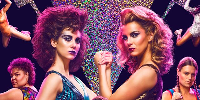 """GLOW"": Netflix schickt die Wrestling-Comedy der ""Orange Is The New Black""-Macherin in Runde 2"