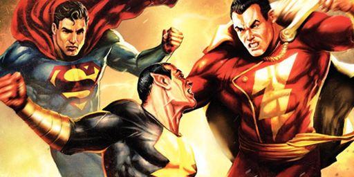 """""""Shazam"""": Regisseur setzt auf zwei Schauspieler statt auf Computertechnik für seine DC-Comic-Verfilmung"""