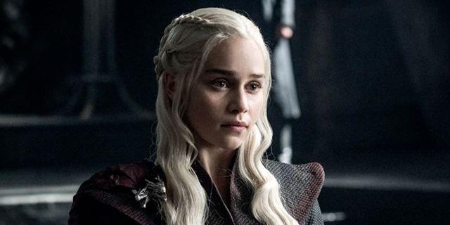 """""""Game Of Thrones"""": Für die finale 8. Staffel wird Emilia Clarke erstmals wirklich blond"""