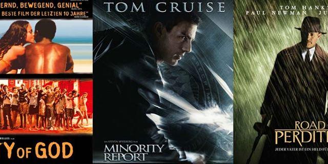 Was für ein geiles Kinojahr war denn bitte 2002? Diese 50 Filme werden 15 Jahre alt!