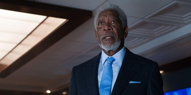 """Biopic über Colin Powell: Morgan Freeman wird in """"Powell"""" zum US-Außenminister"""