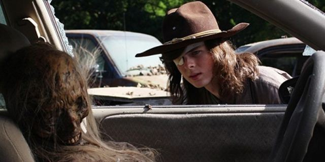 """""""The Walking Dead"""": So erinnerten die Macher in der 100. Folge an die 1. Folge der Zombie-Serie"""