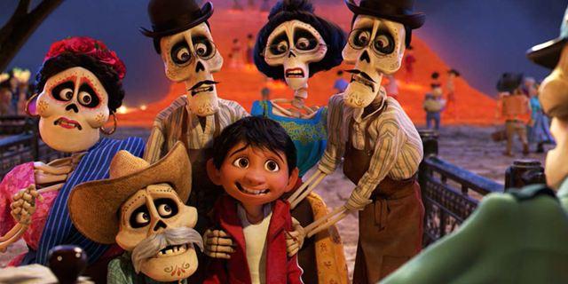 """Funktioniert ein Animationsfilm über den Tod? Die ersten Kritiken zu Pixars """"Coco - Lebendiger als das Leben!"""""""
