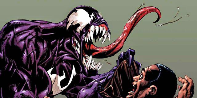 """""""Venom"""": Spider-Man-Bösewicht wird angeblich via Performance-Capture zum Leben erweckt"""