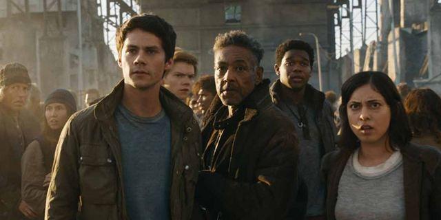 """""""Maze Runner 3"""": Zur TV-Ausstrahlung der ersten beiden Teile der deutsche Trailer zum großen Finale"""