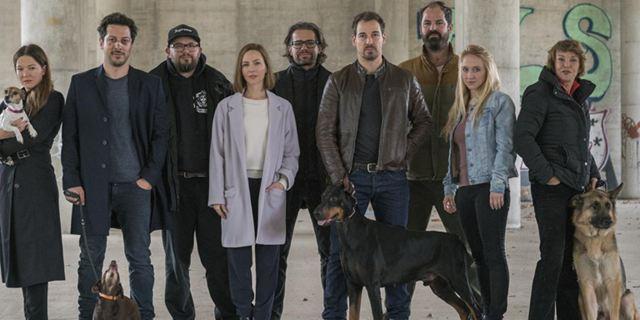 """Zum Drehstart von """"Dogs Of Berlin"""": Prominenter Cast für deutsche Netflix-Serie von Christian Alvart bekannt gegeben"""
