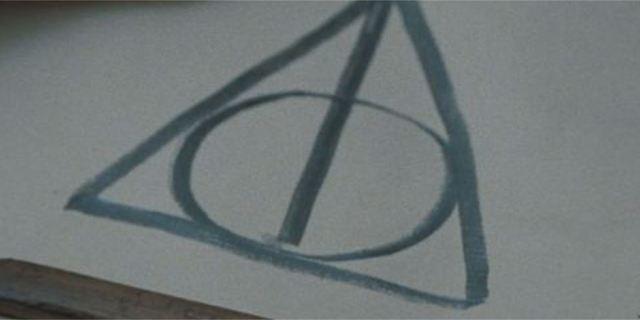 """In neuer """"Harry Potter""""-Doku: J.K. Rowling erklärt den Hintergrund des Zeichens der Heiligtümer des Todes"""