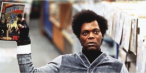 """""""Glass"""": Erster Blick auf Bösewicht Samuel L. Jackson in der """"Split""""- und """"Unbreakable""""-Fortsetzung"""
