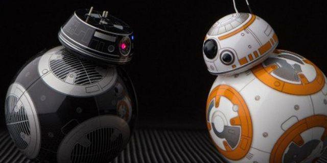 """Das """"E"""" steht für Evil: BB-9E und BB-8 sind """"wie Vader und Luke"""" in """"Star Wars 8"""""""