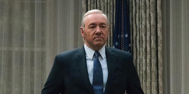 """Die letzten """"House Of Cards""""-Folgen mit Kevin Spacey: 5. Staffel des Polit-Thrillers ab heute auf Netflix"""