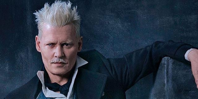 """Kontroverse um Johnny Depp in """"Phantastische Tierwesen"""": Auch J.K. Rowling verteidigt den Grindelwald-Darsteller"""