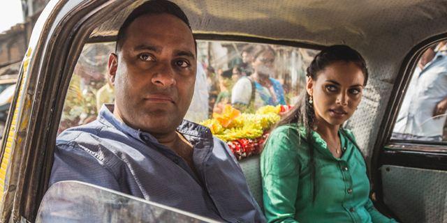 """Ab heute bei Netflix: 1. Staffel von """"The Indian Detective"""" mit William Shatner und Comedian Russell Peters"""