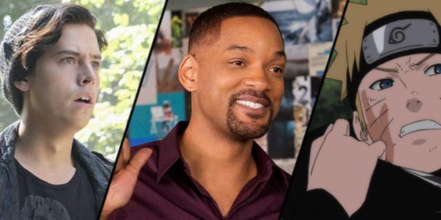 """Neu auf Netflix im Januar: Dieses Mal mit """"Naruto"""", """"Riverdale"""" und Filmen mit Will Smith"""