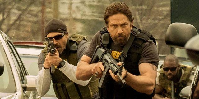 """Die Cops als böse Buben: Neuer Trailer zum Actioner """"Criminal Squad"""" mit Gerard Butler"""