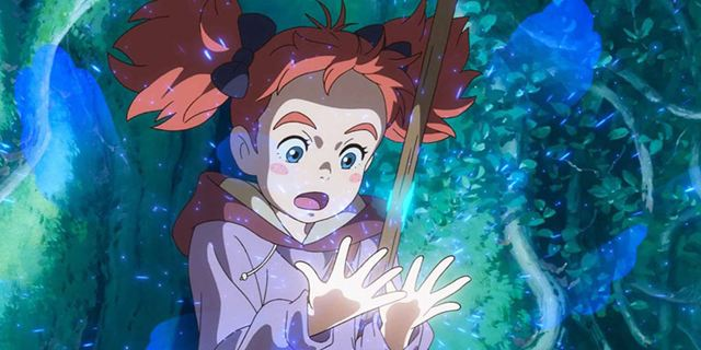 """Harry Potter"" trifft Studio Ghibli: Trailer zum Anime ""Mary And The Witch's Flower"""