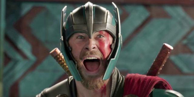 """Rocket trifft Thor auf neuem Bild zu """"Avengers 3: Infinity War"""""""