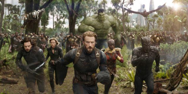 """Die meisterwarteten Filme 2018: Fans freuen sich vor allem auf """"Avengers: Infinity War"""" und """"Black Panther"""""""