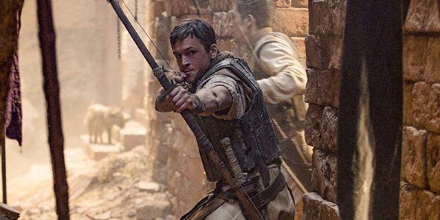 """""""Robin Hood: Origins"""": Erstes Bild von """"Rogue One""""-Star Ben Mendelsohn als Sheriff von Nottingham"""