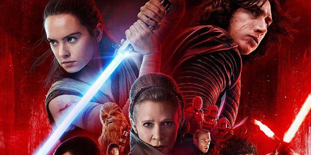 """Deutsche Kinocharts: Platin für """"Star Wars 8: Die letzten Jedi"""""""