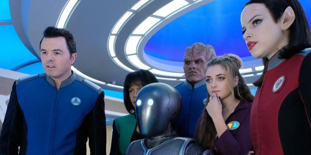 """""""Star Trek""""-Parodie zur Prime-Time: ProSieben gibt Termin für Seth MacFarlanes """"The Orville"""" bekannt"""