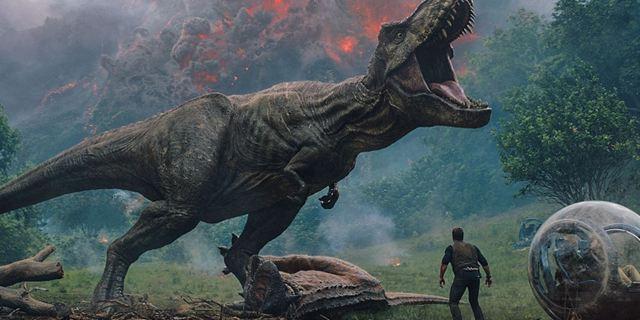 """Dino-Angriff im Kinderzimmer nachspielen: Mattel bringt """"Jurassic World""""-Barbies auf den Markt"""