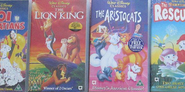 Möglicher Schatz im Keller? Auf eBay werden Videokassetten von Disney-Filmen für bis zu 15.000 Euro angeboten