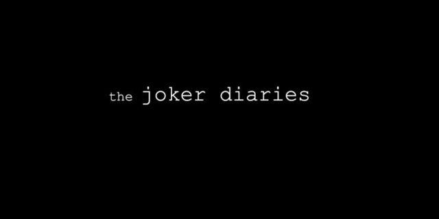 """""""The Joker Diaries"""": Trailer zum Noir-Drama über den Dreh von """"The Dark Knight"""" (basierend auf den Tagebüchern von Heath Ledger)"""