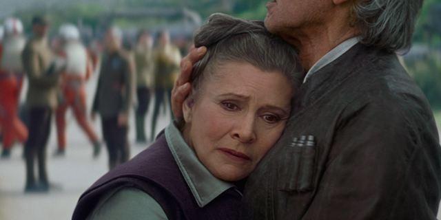 """Keine Zeit zum Trauern: Darum war Han Solos Beerdigung nicht in """"Star Wars 8: Die letzten Jedi"""""""