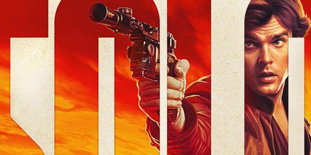 """Mit Han, Chewie, Lando und Qi'Ra: Die ersten Poster zu """"Solo: A Star Wars Story"""""""